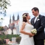 Brautfrisur Meißen, Foto: Christin Schöne von Schöne Fotos