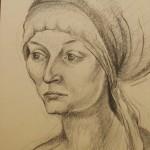 Studienarbeit nach A. Dürer