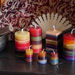 Kerzengiessen mit Kreathiel